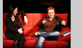 Archiv Das Rote Sofa